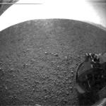 Los alrededores de Curiosity