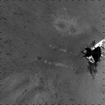 Recorrido de Curiosity -- Créditos de la imagen: NASA/JPL-Caltech