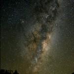 Astronomía que no se ve