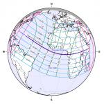 El eclipse solar híbrido de noviembre de 2013