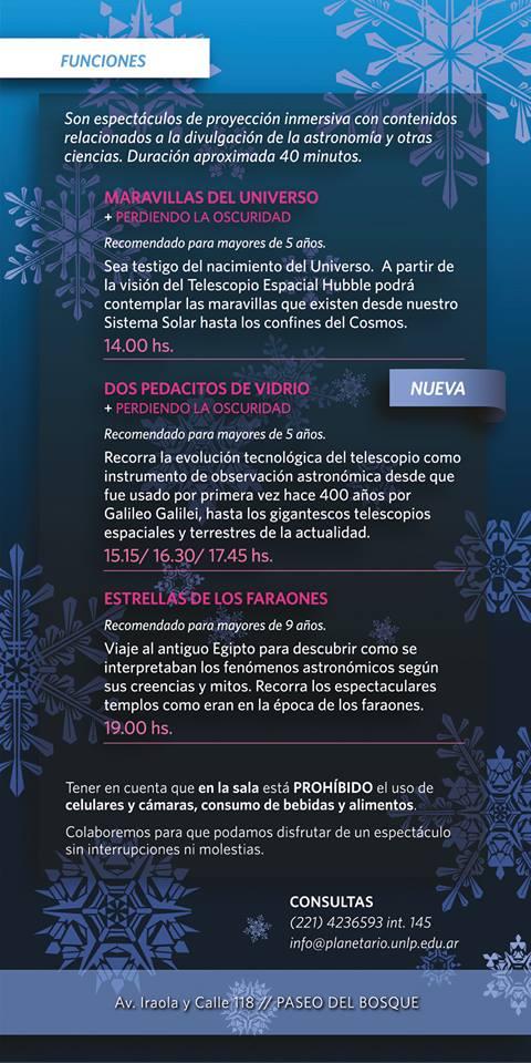 Folleto planetario invierno 2014 pagina 2